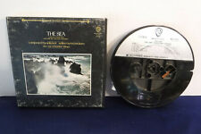 The San Sebastian Strings, The Sea, Warner Bros WST 1670-C, 4 track 7.5 IPS Reel