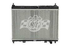 Radiator For 2011-2018 Ford Fiesta 1.6L 4 Cyl 2014 2012 2013 2015 2016 2017 3509