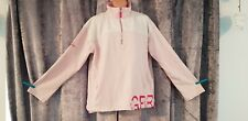 Ladies Joules Xl winter Jumper baby Pink