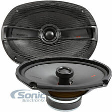 "KICKER 600W 6"" x 9"" KS Series 2-Way Coaxial Car Stereo Speakers 
