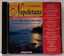 La Canzone Napoletana TU SI' 'NA COSA GRANDE CD Italy Italian 1994 DeAGOSTINI