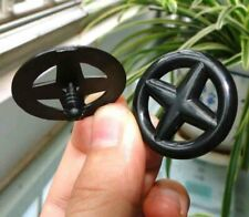 10 Bonnet / Hood Insulation Clips Plastic Fasteners for Nissan Sound Deadening