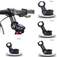 Adjustable Angle Rise Up Handlebar Stem Riser 25.4/31.8mm MTB Road Bike Bicycle