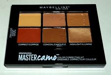 Maybelline Mastercamo Color Correcting Kit DEEP 300 Factory Sealed