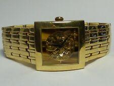 Vintage Croton Mens Gold Tone Automatic Watch