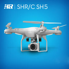 Wide Angle Lens HD Camera Quadcopter RC Drone WiFi FPV Helicopter Hover White