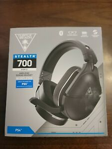 Turtle Beach Stealth 700 2nd Gen Wireless Gaming Headset (PS4/PS5) New In Box