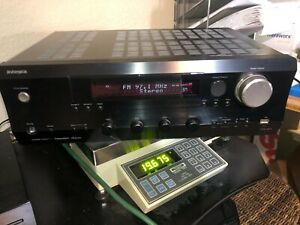 TESTED Integra DTM-40.4 Network Audio Receiver Stereo Sound System WORKING