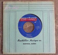 45 RPM Boule Noire Loin D'ici - 186