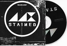 NILS VAN ZANDT - Stained CD SINGLE 5TR Trance Dutch Cardsleeve 2010 RARE!