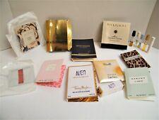 Mini Perfume Samples Assortment lot of Sample bottles