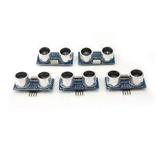 5 x Práctico Sensor Módulo HC-SR04 Ultrasonidos Medir Distancia para Arduino