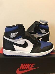 (Size 5.5,9,10.5,11,12,13) - Jordan 1 Retro High OG Royal Toe 2020