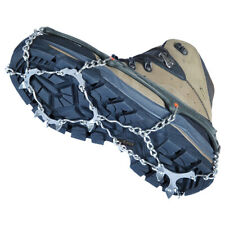 SNOWLINE CHAINSEN CLAW XL ICE CLEATS, BLACK, NEW WITH STORAGE CASE ON SALE!