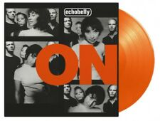 Echobelly - On 180g ORANGE COLOURED Vinyl LP NEW/SEALED