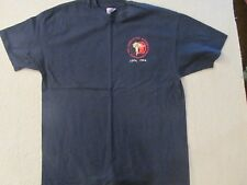 1994 Beastie Boys Blue Local Crew Shirt-Not Sold To Public-Never Worn