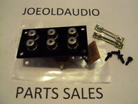 Pioneer SX-990 RCA Jacks w/ Mounting Screws. Read Below. Parting Out SX-990.