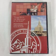 2009 Mormon Oquirrh Mountain Utah Temple Youth Celebration Dedication DVD LDS