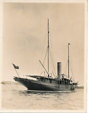 BATEAUX DU MONDE  c. 1930 - Joli Yacht  - PP 229
