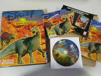 Dinosaur WALT DISNEY Set Role Play Box Large Set para PC Cd-rom Edition Spain