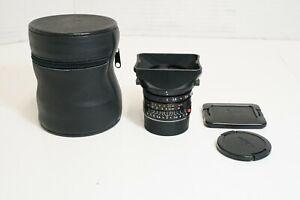 (S) Leica Summicron-M 1:2/28 ASPH E 46 Lens 11604