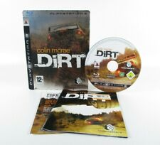 Colin McRae DiRT PS3 PlayStation 3 Steelbook Tin Complete With Manual Racing