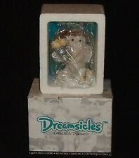 "Dreamsicles Figurine Figure We Are Winning in Box 1997 Cherubs 3.5"" Daffodil Day"