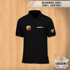 POLO ABARTH LOGO POLO SHIRT POLAIRE