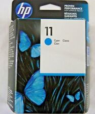 HP11 C4836A INK CYAN INK CARTRIDGE NEW