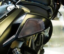 Schwarze Blinker Frontblinker Ducati 749 999 R S smoked signals 749R 749S 999R