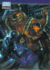 STAR WARS GALAXY SERIES TWO PROMOTIONAL CARD P5