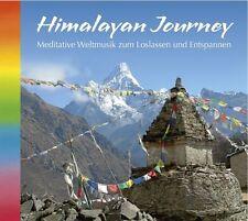 Himalayan Journey. Meditative Weltmusik. Musik aus dem Himalaya, CD Himalay - CD
