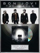 BON JOVI - The Circle CD Dorado Schallplatte (cd20001)