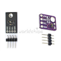 VEML6075 UVA I2C MikroBUS Board Ultraviolet Light Intensity Sensor Module  UVB