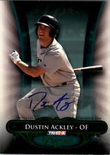 2010 TRISTAR Pursuit Autographs Green Baseball Auto Card Pick /25