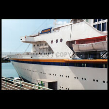 Photo B.001188 PAQUEBOT FLAMENCO FESTIVAL CROISIERES CRUISE SHIP 2000