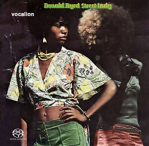 DONALD BYRD • Street Lady [SACD Hybrid Multi-channel] - CDSML8576