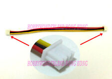 PicoBlade 1.25mm JST 3-Pin Female Extension cable for Micro Quadcopter Cam x 10