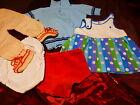 lot 5piéces,poupon et poupées vintage ,petite robe à pois ,raynal ,bella 35-40cm