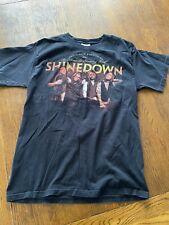 An Evening With Shinedown 2010 Tour Sz M Shirt