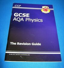 GCSE Physics AQA Revision Guide by CGP Books (Paperback, 2006)