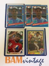 Moises RC 1990 Score Upper deck Rookie 5 Baseball Card LOT Astros MLB ⚾️