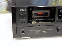 Akai GX-95 Tapedeck in Topzustand aus erster Hand!