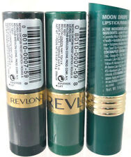 (3) Revlon Moon Drops Lipstick IMPERFECT New & Unused Frost 706 -  24K Orange