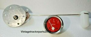 Smiths fuel gauge with sender