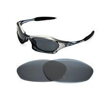 Nuevo Polarizado Negro Lente De Repuesto Para Oakley Splice Gafas De Sol
