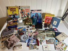 New listing Vintage Junk Drawer Lot Lots Of Stuff Coins Games Comics Postcards Stamps Money