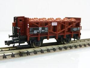 8721 K Säuretopfwagen 53-72-28 P der DR Ep. III Fleischmann N 1:160 TOP ohne OVP