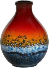 Poole Pottery Sunset bud vase 12cm boxed