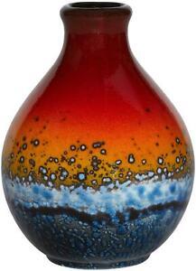 Poole Pottery Sunset bud vase 12cm boxed